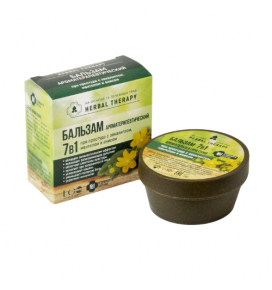 "EO Laboratorie Herbal Therapy kūno balzamas ""Aromaterapija 7 viename"", 50 g"
