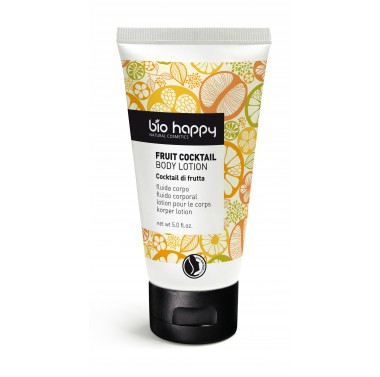 Bio Happy Fruit Cocktail losjonas kūnui, 150 ml