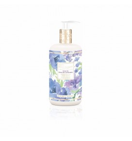 Baylis & Harding Royale Bouquet Lilac & English Lavender skystas muilas 500 ml