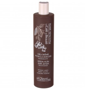 CAFE BEAUTE maitinanti dušo želė, 400 ml