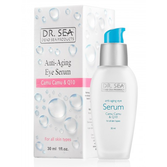 Dr. Sea paakių serumas Anti-Age, 30 ml