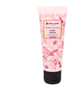 Pierre Cardin rankų kremas Secret Paradise, 75 ml