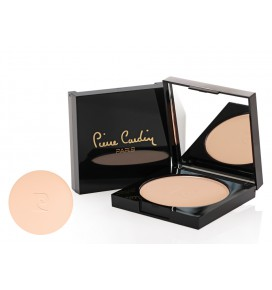 Pierre Cardin Porcelaın Edition kompaktinė pudra Neutral Honey12172, 12 g