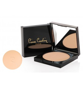 Pierre Cardin Porcelaın Edition kompaktinė pudra Honey 12173, 12 g