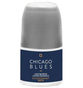 Dezodorantas Chicago Blues 50 ml, vyr.