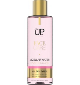 SKIN UP micelinis vanduo, 400 ml