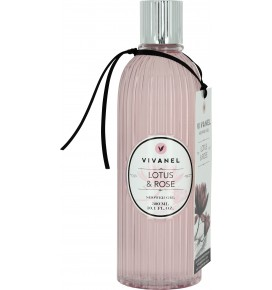 VIVANEL Dušo želė Lotus & Rose, 300 ml
