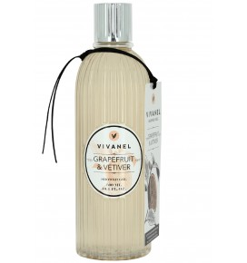 VIVANEL Dušo želė Grapefruit & Vetiver, 300 ml