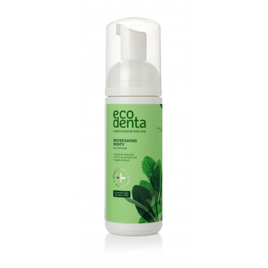ECODENTA skalavimo putos gaivin, 150 ml