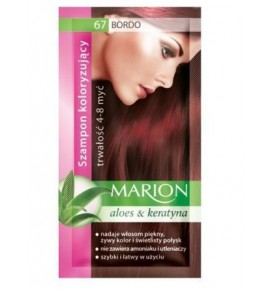 MARION daž.šamp.Nr.67 (bordo) 40ml