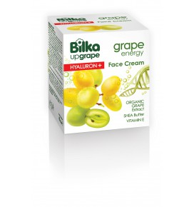 BILKA Grape kr.veidui su hialuronu 40ml