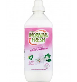MORNING FRESH kondicionierius skalbimui Jasmine & Lime Blossom, 1000 ml