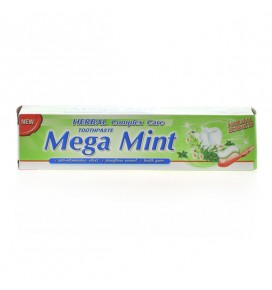 MEGA MINT d/p nuo paradant.Herbal 50ml NEW