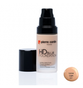 Pierre Cardin Hd Blur makiažo pagrindas Light, 30 ml
