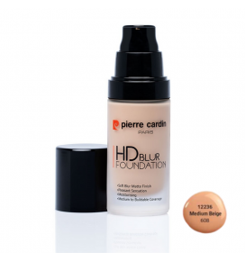 Pierre Cardin Hd Blur makiažo pagrindas Medium beige, 30 ml